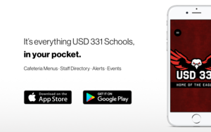 Announcing USD 331's New App!